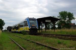 Odjazd SA134 z Grodkowa