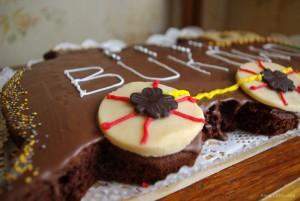 Bukowo 2012 - Ciasto od pani Sylwii Dydzik