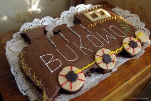 Ciasto Bukowo 2012 od pani Sylwii Dydzik