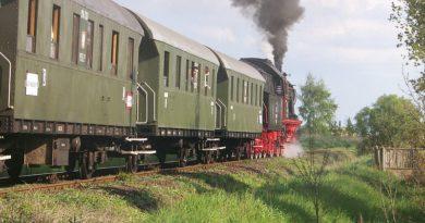 Wolsztyński parowóz Ok22-31 – opolski symbol dawnej kolei